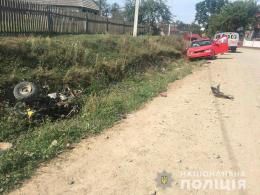 """21-річний житель Красноїльська на """"євроблясі"""" збив насмерть 8-річного хлопчика на квадроциклі"""