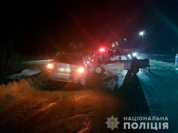 В Глибочку зіткнулися «Mazda» і «ВАЗ»