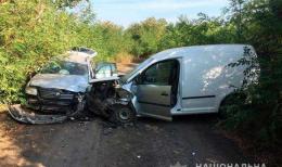 На Буковині зіткнулись дві автівки