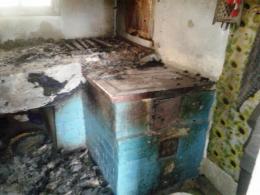 На Буковині через обвуглені дрова на пожежі загинув 58-річний чоловік