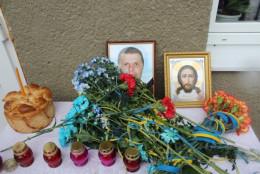 У Чернівцях відкрили меморіальну дошку учаснику АТО Станіславу Юрійовичу Мамчію