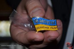 Більше половини депутатів обласної ради у Чернівцях за рік не подали жодного запиту