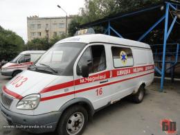 Центр екстреної допомоги в Чернівцях додатково замовить швидких на 12 мільйонів