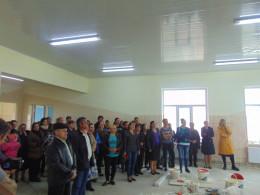 Незабаром на Буковині планують відкрити новозбудовану школу в Йорданештах (фото)