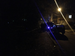 У спальному районі Чернівців стався нічний вибух (фото)