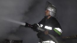 У ресторані на Буковині сталася пожежа, постраждав чоловік
