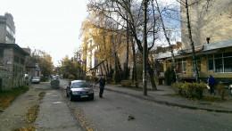 Вулиця Полєтаєва у Чернівцях