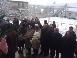 На Буковині у Костинцях поховали учасника АТО