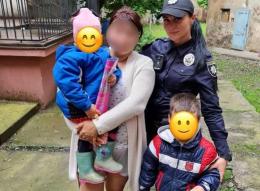 У Чернівцях жінка допомогла повернули додому дворічну дівчинку