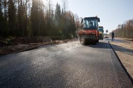 У Чернівецькій області на трасі в районі Мамаївців просіла дорога