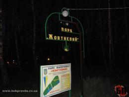 Чернівчанин викрав 21 двигун із атракціонів парку «Жовтневого»