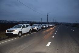 Буковинські прикордонники отримали нові джипи