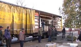 На Буковині лікарня отримала гуманітарну допомогу з Німеччини (відео)