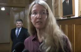 Міністр Супрун наробила галасу у Чернівцях