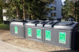 Депутати міськради у Чернівцях підтримали встановлення підземних контейнерів для сміття