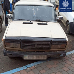 У Чернівцях поліція оштрафувала водія за «липове» викрадення автівки