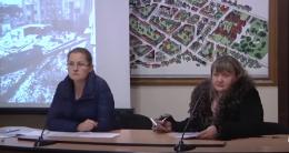 У Чернівцях триває конфлікт щодо забудови на Комарова, 23 (відео)