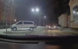 У Чернівцях водійка із дитиною в салоні втікала від поліції