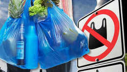 Чернівці вирішили відмовитись від пластикових пакетів у торгівлі.