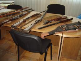 На Буковині розпочався місяник добровільної здачі нелегальної зброї (відео)