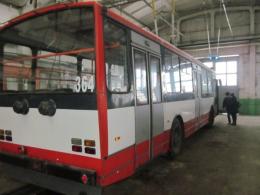 Для Чернівців вживані тролейбуси привезуть зі Швейцарії