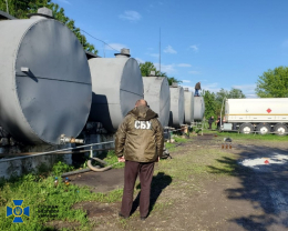 На Буковині викрили фірму, яка підробляла пальне та отруїла водойму (фото)