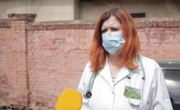 Відома лікарка з Чернівців, яка хворіла на коронавірус після вакцинації, одужала