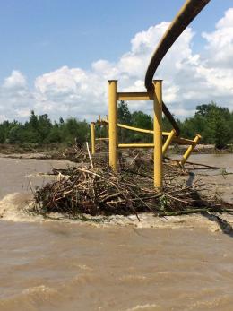 Ще шість сіл Буковини відключили від газопостачання