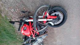 На Буковині в жахливій ДТП загинули велосипедист та мотоцикліст