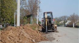 У Кельменцях на Буковині будують водогін за майже 40 мільйонів гривень