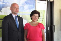 У Чернівцях представили голову обласної Держслужби якості освіти