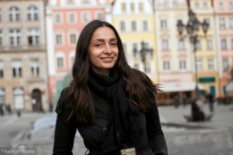 Екс-чернівчанка стала асистенткою нобелівської лауреатки з Польщі