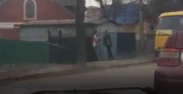 У Чернівцях водій маршрутки побив пасажира