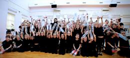 співачка з Чернівців ініціювала Всеукраїнський флешмоб «Я за Чисте Довкілля» (відео)