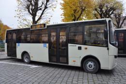 У Чернівцях перевізники закупили нові маршрутні-автобуси (фото)