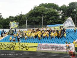"""На стадіоні """"Буковина"""" пропонують облаштувати дах"""