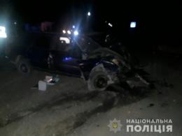 """На Буковині зіткнулись """"Mazda"""" та """"Audi"""", загинув пасажир"""