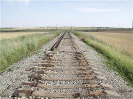 Невідомі викрали понад 100 метрів залізничної колії на Буковині