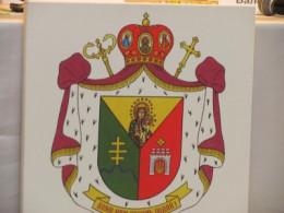 У Чернівцях художник розробив герб для новоствореної єпархії УГКЦ