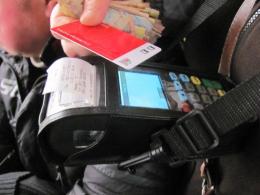 У Чернівцях у тролейбусах запустили е-квиток