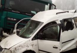 У ДТП на трасі «Житомир–Чернівці» загинула ціла сім'я