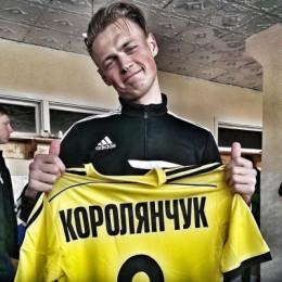 Футболіст ЧНУ поїде на Всесвітню універсіаду у складі збірної України