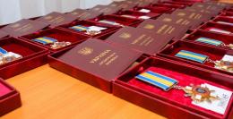 Двох буковинців відзначено почесними нагородами від Президента