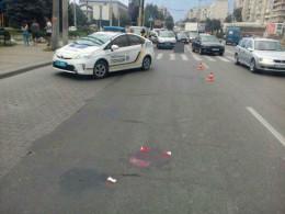 Шестирічна дівчинка, яку збив автомобіль у Чернівцях, потребує допомоги