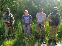 На Буковині пострілами затримали двох контрабандистів, які намагалися втекти