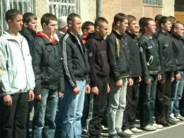 Навесні до армії планують відправити 300 жителів Чернівецької області