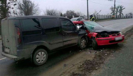 У Чернівцях під час ДТП помер 22-річний водій «Хонда Сівік»
