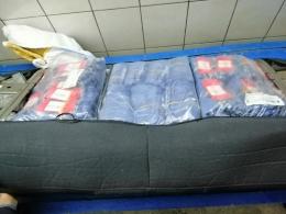На Буковині затримали авто з контрабандними джинсами