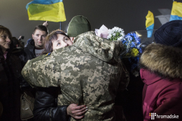 Чернівчанина, який 75 днів пробув у полоні бойовиків, нагородили високою відзнакою