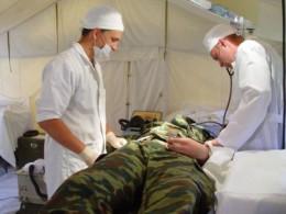 Стан поранених у зоні АТО буковинців середньої важкості